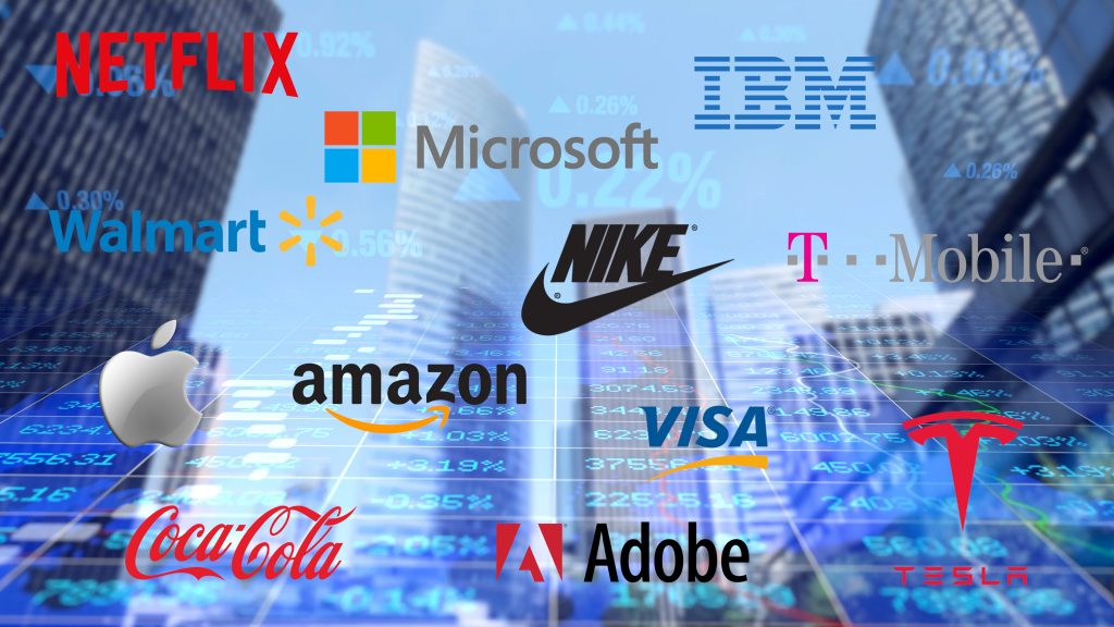 Examples of large companies