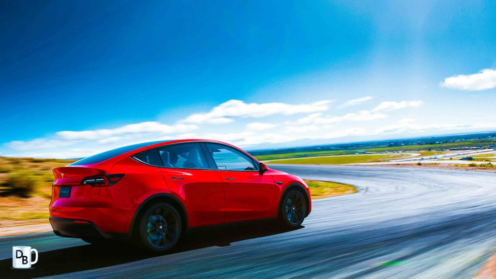 Cover Pic of Model Y