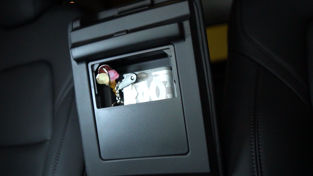 Center Console Compartment pic