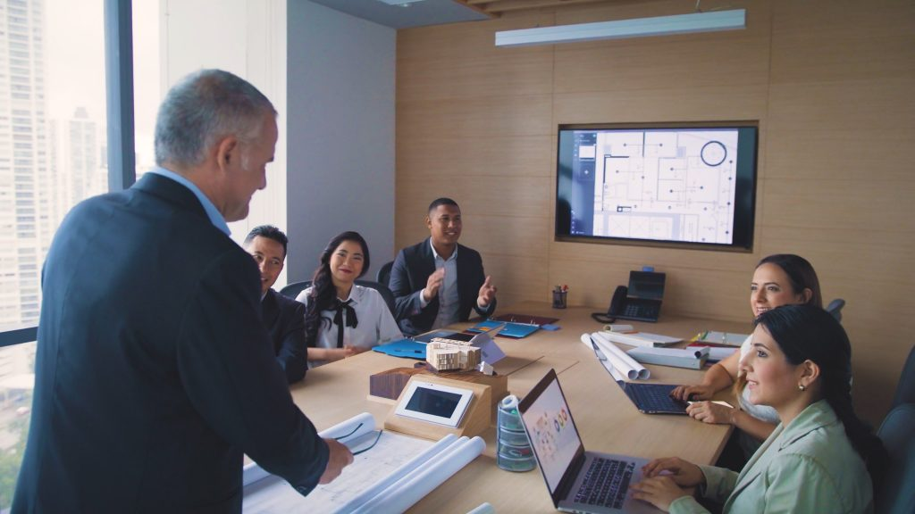 Board room meeting pic