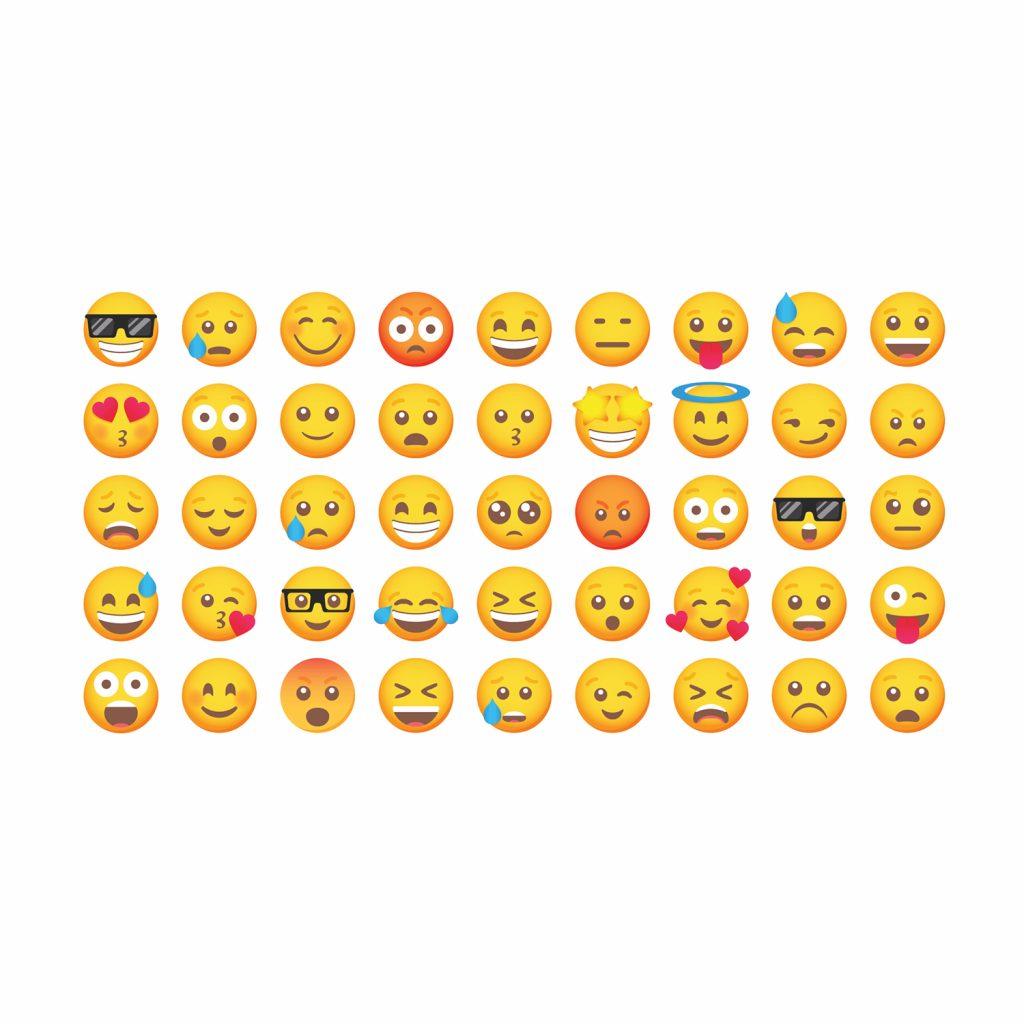 Emoji logos