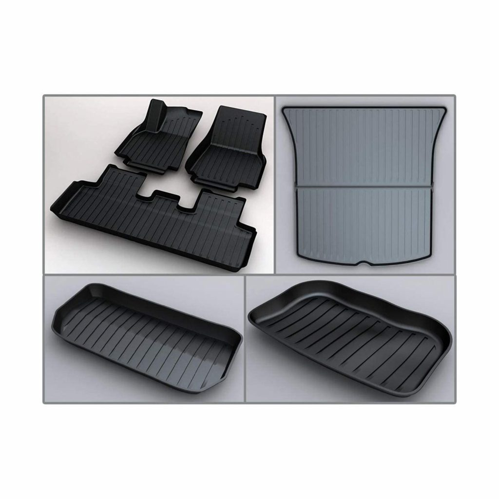 All Weather Floor Mats from Tesmania