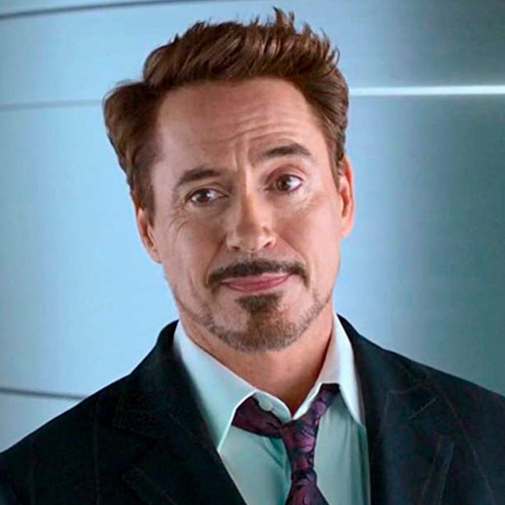 Tony Stark Pic