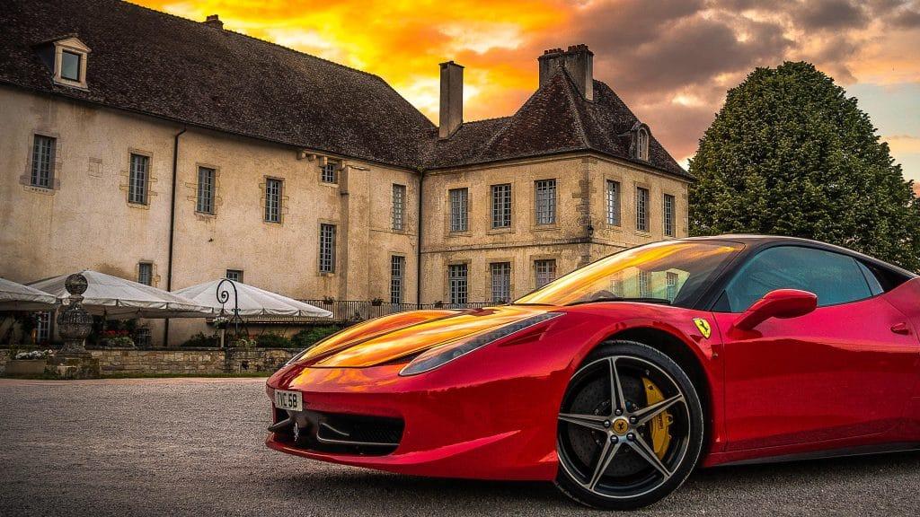 Fancy Car Picture
